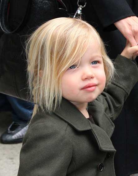 Shiloh Jolie Pitt 2009 3
